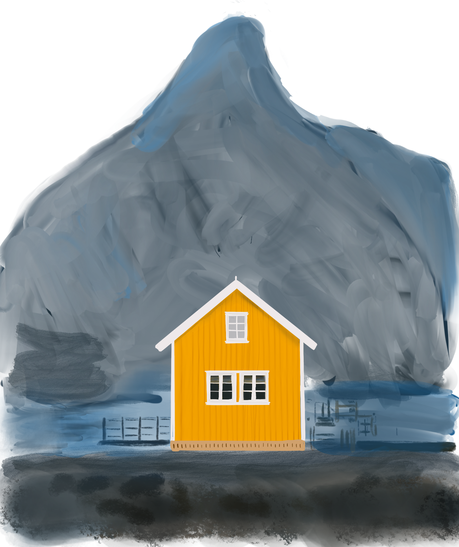 Yellow_House_By_Mountain
